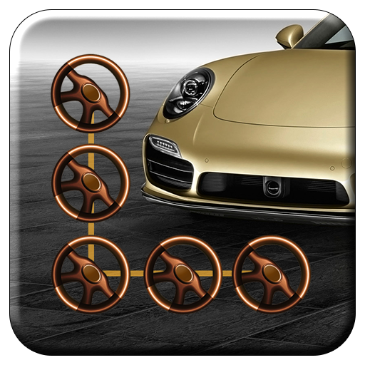 Luxury Car AppLock Theme