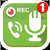 전화 녹음기, 통화 녹음기 ACR: 자동 녹음, 클라우드 백업, 전화 차단, 파일 이동 대표 아이콘 :: 게볼루션