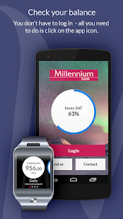 Bank Millennium - náhled