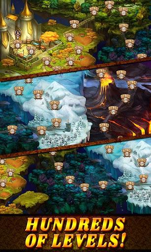 Shadow Kingdom Solitaire. Adventure of princess filehippodl screenshot 4