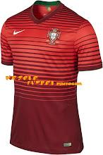 Photo: Portugal 1ª Mundial 2014 * Camiseta Manga Corta * Camiseta Mujer * Camiseta Niño con pantalón