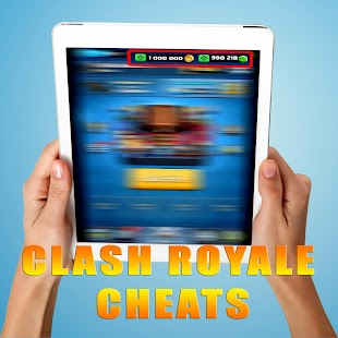 Gems For Clash Royale [ Cheats 2017 ] - prank - náhled