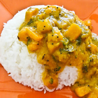 Yellow Pumpkin Dal