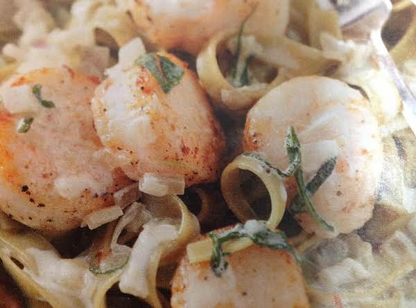 Dionne's Seafood Bliss For Two Recipe
