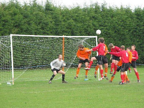Photo: 27/04/10 v Mundford (Anglian Combination League Div 2) 2-3 contributed by Leon Gladwell