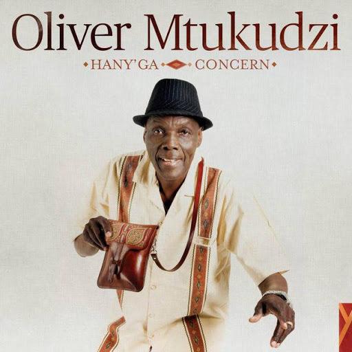"""Oliver """"Tuku"""" Mtukudzi Live Concert Cape Town : Artscape Theatre Centre"""
