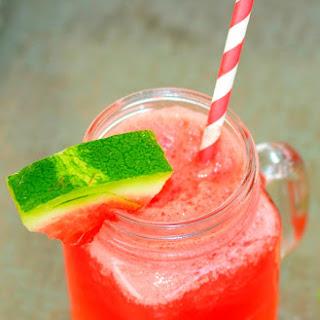 Healthy Watermelon Spritzer