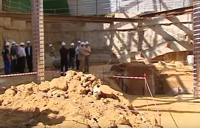 Gadir Yacimiento Arqueologico del Teatro del Titere