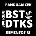 Panduan Cek Bantuan BST DTKS Kemensos icon