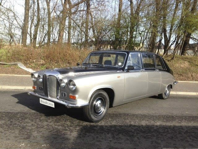 Daimler Limousine Hire Glasgow