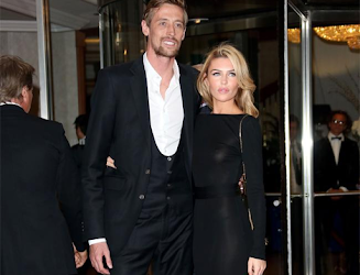 Abbey Clancy and Peter Crouch expecting third child