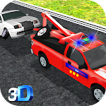 Modern Police Tow Truck 1.0 Apk