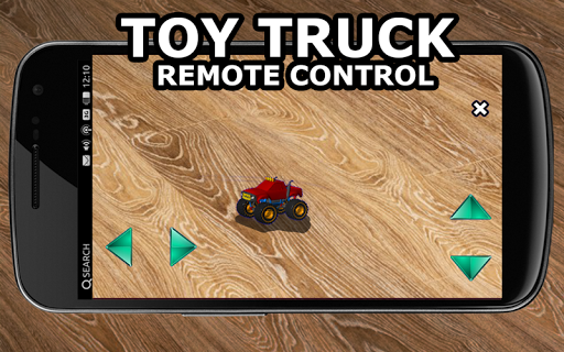 Monster Toy Truck Control