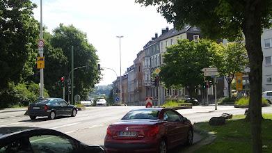 Photo: Ehemalige Buscheystraße - heutiger Bergischer Ring.