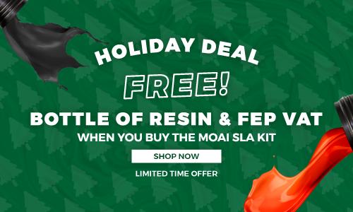 Holiday Deal | Moai SLA Bundle
