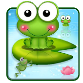Nutty Bullfrog Theme