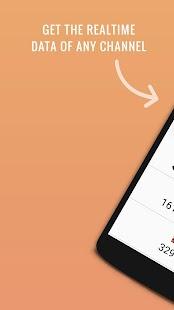 Live Subscriber Count + Widget for Youtube - YTLSC - náhled