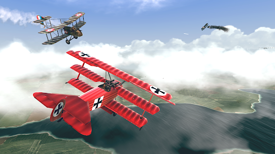Warplanes: WW1 Sky Aces 1.3 (MOD + APK) Download 1