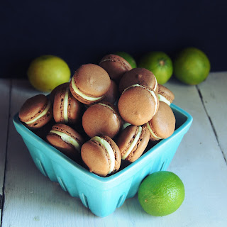 Boozing It Up with Lime, Rum & Chocolate! Recipe
