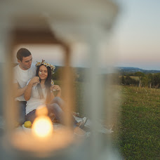 Wedding photographer Milana Brusnik (Milano4ka). Photo of 01.02.2015