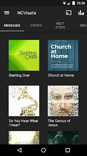 Neighborhood Church Visalia- screenshot thumbnail