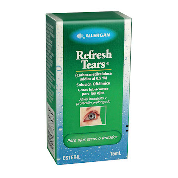Refresh Liquigel 1%   Sol.Oft.Fco.x15Ml. ALL Carboximetilcelulosa Sódica