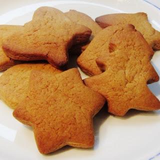 Gingerbread Biscuits.