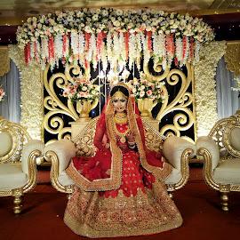 by Ashif Hasan - Wedding Bride