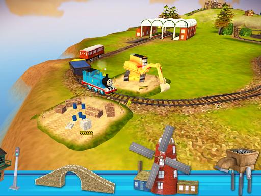 玩免費休閒APP|下載湯瑪士小火車:極速快遞 app不用錢|硬是要APP