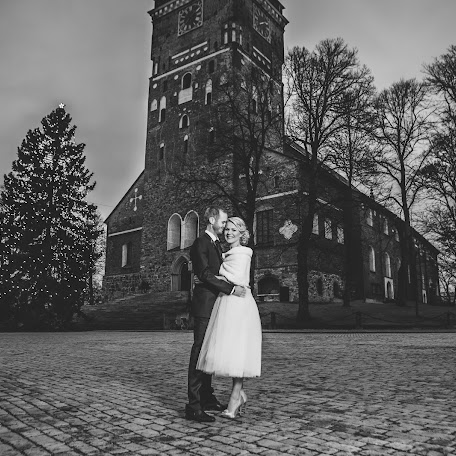Wedding photographer Niko Hänninen (hnninen). Photo of 03.03.2014