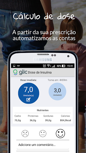 Glic | Diabetes e Glicemia  screenshots 6