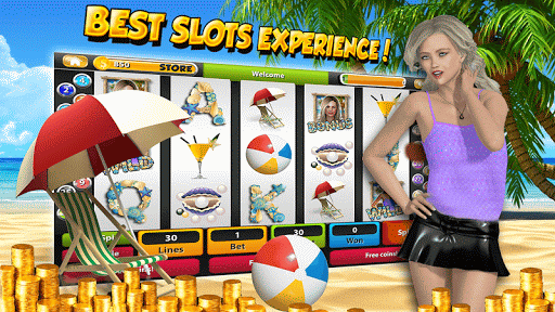 Tropical Party Slots Las Vegas