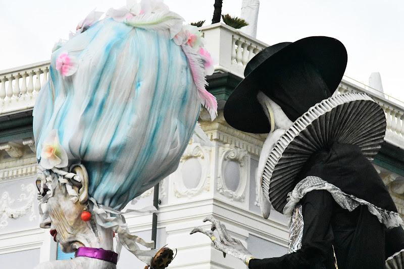 Viareggio ..carnevale e Liberty di AGATA