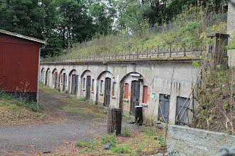 Photo: Kommandostation, Stavnsbjerg Batteri