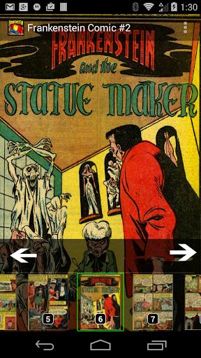 Frankenstein Comic Book 2