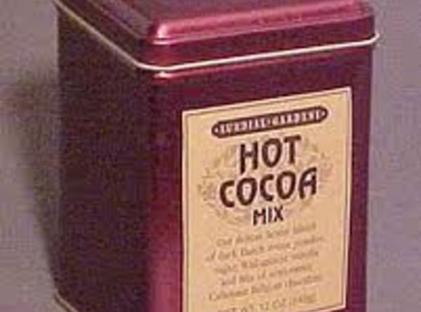 In a separate container, combine coffee and hot cocoa mix until smooth. Add sweetener...