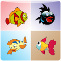 Fish Matching Game icon