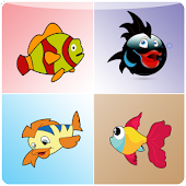 Fish Matching Game