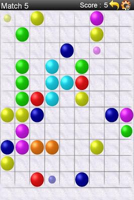 Five Bubbles - screenshot