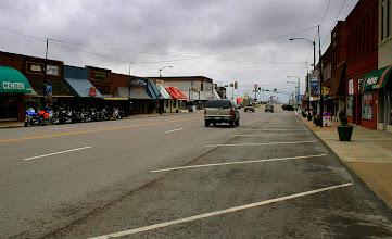 Photo: Kolejne miasteczko...