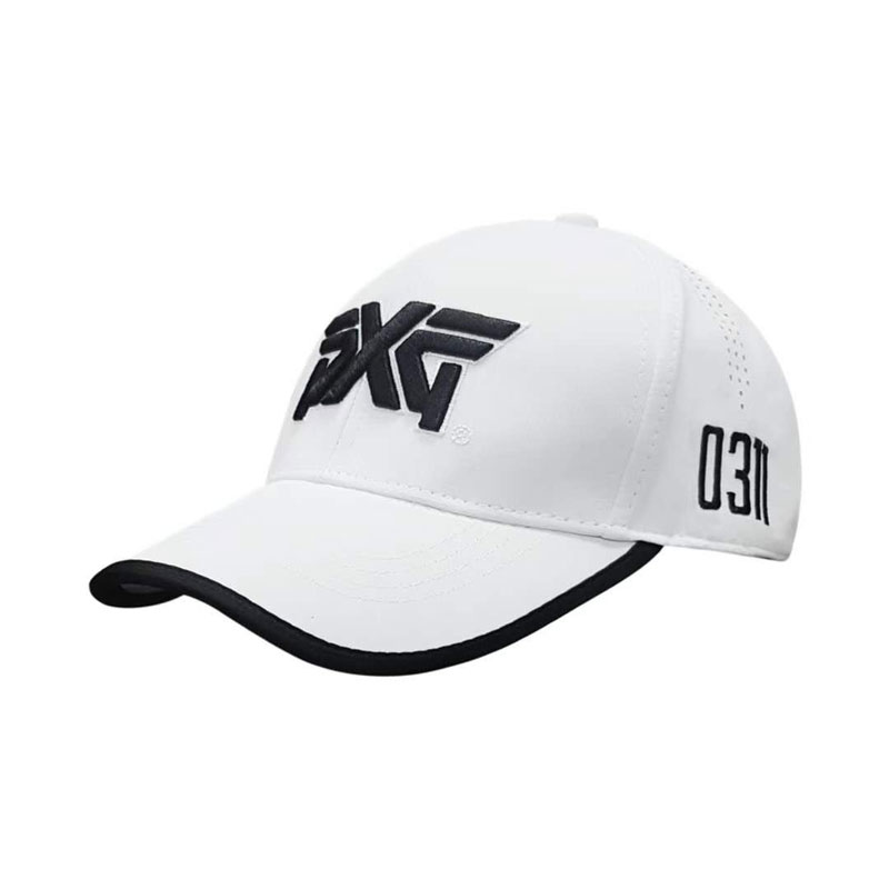Type pxg 3.Color   White Blue Red Black 4.Seasin   Spring Summer Autumn Winter 5.Material Polyester Cotton 6.Occasion Golf cap  Golf ball hat Baseball cap 1848b10a51f1
