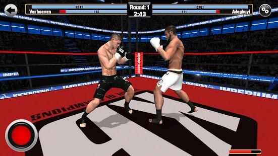 Kickboxing Road To Champion P- screenshot thumbnail
