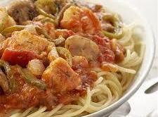 Slim Chicken Cacciatore (pronounced Catch-a-tori) Recipe