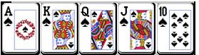 Thứ tự bài Poker cách sắp xếp bài mạnh