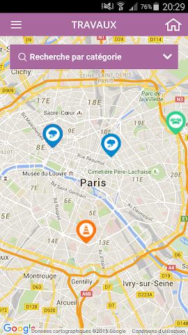 android Mairie de Chabreuil Screenshot 3