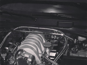 マグナム  06  SRT-8のカスタム事例画像 まっちゃんさんの2019年02月12日21:27の投稿