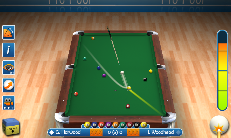 Pro Pool 2018 Screenshot 7