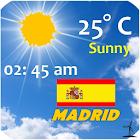 Tiempo Madrid icon