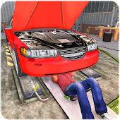 Limo Car Mechanic Simulator 3D