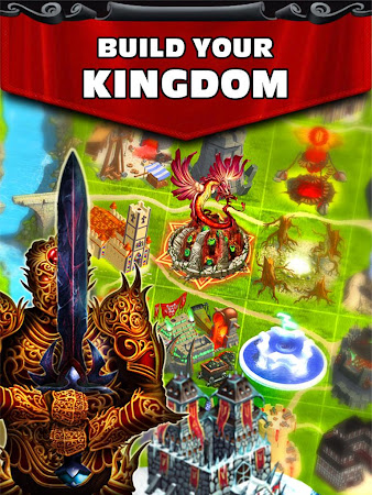 Kingdoms at War: #1 PVP MMORPG 3.33 screenshot 212340